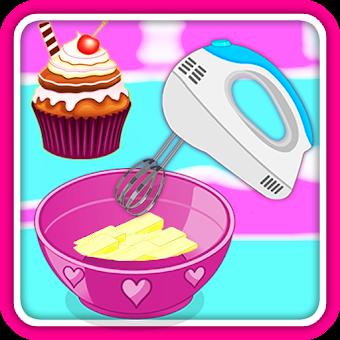 Bake Cupcakes app