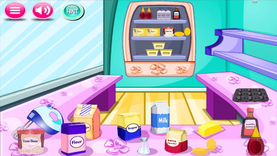 Bake Cupcakes screenshot 2