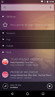 Polskastacja Internet Radio screenshot 1