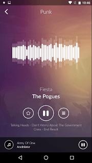 Polskastacja Internet Radio screenshot 2