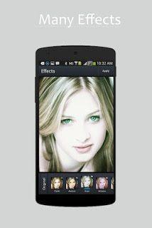 Selfie Cantik Camera Bidadari screenshot 2