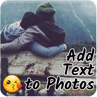 Add Text To Photo App  app