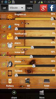 Volumen Control Plus screenshot 1