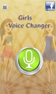 Girls Voice Changer screenshot 2