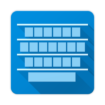 Blackberry Keyboard icon