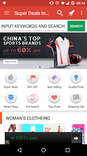 Super Deals In China Shopping screenshot 1