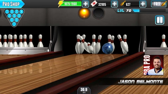 Pba Bowling Challenge screenshot 1