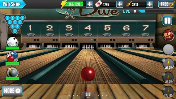 Pba Bowling Challenge screenshot 2