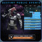 Public Events For Destiny icon