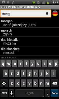 Polish  screenshot 1