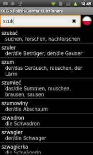 Polish  screenshot 2