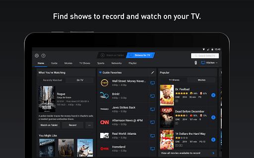Directv For Tablets pc screenshot 1
