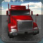 Truck Parking 3d for pc logo