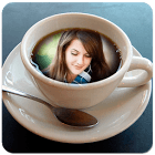 Coffee Cup Frames app