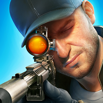Sniper 3d Assassin app