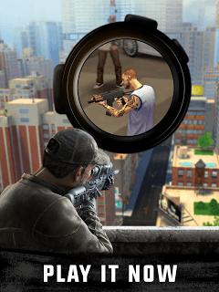 Sniper 3d Assassin screenshot 1