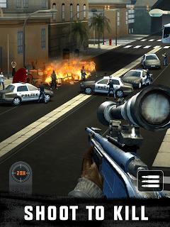 Sniper 3d Assassin screenshot 2