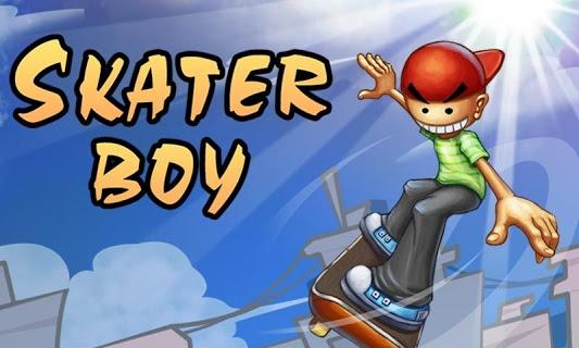 Skater Boy screenshot 1