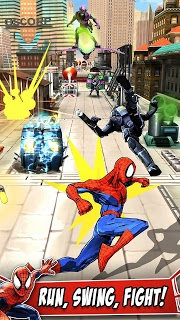 Spider screenshot 1