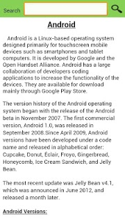 Updates For Android  screenshot 2