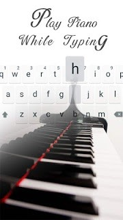 Piano Sound For Kika Keyboard screenshot 1