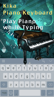 Piano Sound For Kika Keyboard screenshot 2