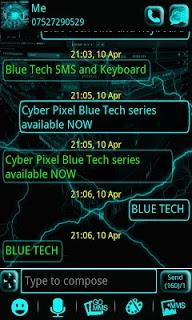 Blue Tech Go Sms Pro pc screenshot 1