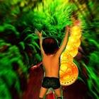 Jungle Fire Run icon