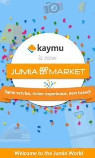 Jumia Marke screenshot 1