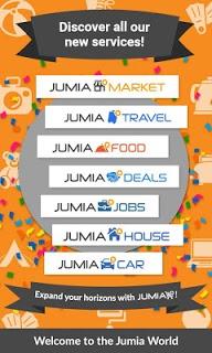 Jumia Marke screenshot 2