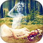 Ghost Photo Maker app