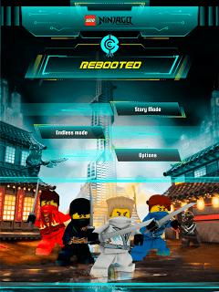 Lego Ninjago Rebooted PC screenshot 1