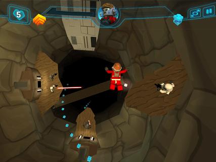 Lego Star Wars Yoda Ii screenshot 1