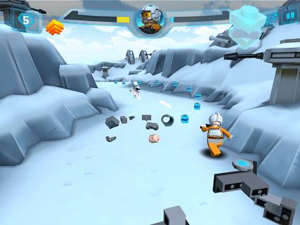 Lego Star Wars Yoda Ii screenshot 2