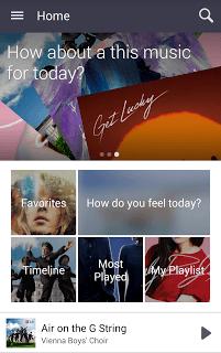 Music Flow Bluetooth screenshot 1