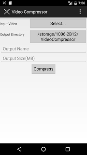 Video Compressor pc screenshot 2