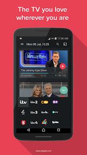 Magine Tv pc screenshot 1