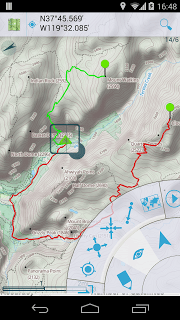 Gps Essentials screenshot 2