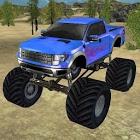 4x4 Jeep Parking Adventures 3d icon