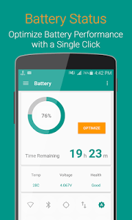Smart Battery Saver & Booster screenshot 1