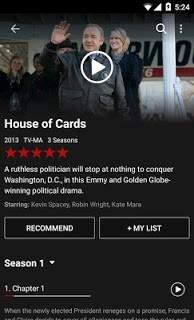 Netflix pc screenshot 2