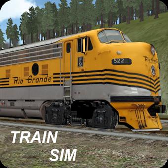 Train Sim app