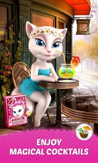 Talking Angela screenshot 2