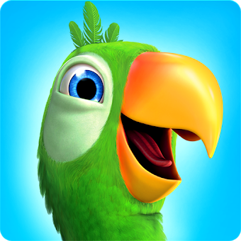 Talking Pierre The Parrot app