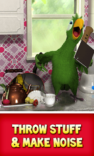 Talking Pierre The Parrot screenshot 2