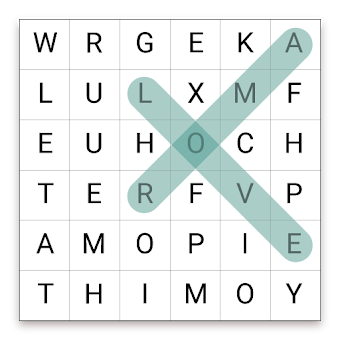 Word Search app