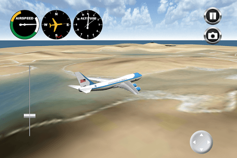 Airplane screenshot 2