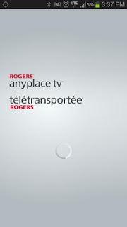 Rogers Anyplace Tv pc screenshot 1