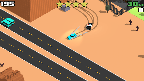 Smashy Road screenshot 2