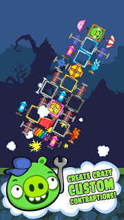 Bad Piggies screenshot 2
